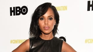 Kerry Washington Now Has a Textured Chin-Length Bob: See Her Hair Makeover