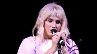 Kesha Performs Emotional Cover of Lady Gaga's 'Til It Happens to You' at Humane Society Gala