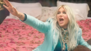 See Kesha Exorcise Her Demons in 'Learn to Let Go' Video