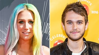 Kesha Is Back in the Studio, Recording New Music With Zedd