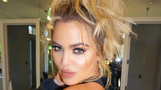 Khloe Kardashian Keeps Lavender Oil, Hot Tamales and a Bejeweled Bible in Her Nightstand