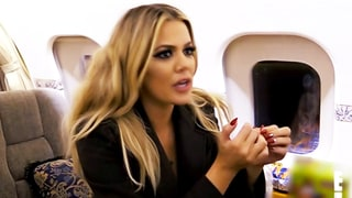 Khloe Kardashian Admits to Lamar Odom She Has a 'Ton of Anxiety' About Appearing With Him in Public