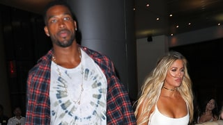 Khloe Kardashian Passionately Kisses NBA Player Tristan Thompson on Snapchat