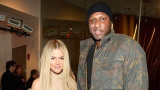 Khloe Kardashian Continues to Support Lamar Odom, But Is Very Worried