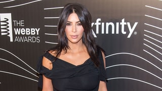 Kim Kardashian Promises 'Nude Selfies Until I Die' at 2016 Webby Awards, FaceTimes With Ellen DeGeneres