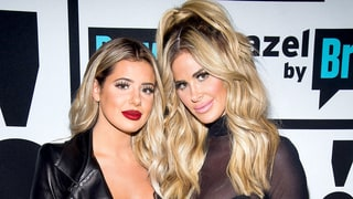 Kim Zolciak and Daughter Brielle Biermann Both Bare Their Bodies on Instagram, But From Two Very Different Locations