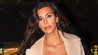 Kim Kardashian Would Never Wear This Print