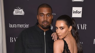Kim Kardashian's New Snapchat Filter With Kanye West and Their Kids Is Adorable