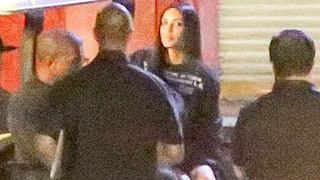 Kim Kardashian Attends Kanye West's Concert in Rare Post-Robbery Outing: Photos