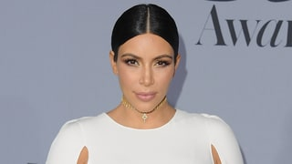 Kim Kardashian Talks Baby 'Sainty': 'He's So Cute, He Looks Just Like Me'