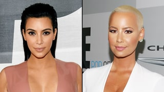 Kim Kardashian Wanted to Make Amends With Amber Rose 'For a Long Time'