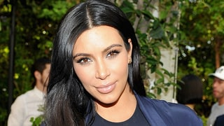 Meet Saint West! Kim Kardashian Shares First Pic of Her Baby Boy
