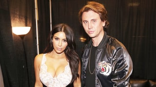 Jonathan Cheban Shows Off Kim Kardashian's Massive Christmas Tree: 'This Is Crazy'