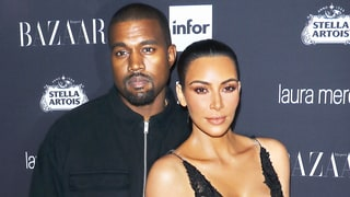 Kanye West to Remain in Hospital Over Thanksgiving, Kim Kardashian 'Hasn't Left His Side'