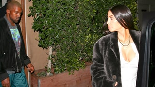 Kim Kardashian, Kanye West Step Out Together for First Time Since Hospitalization, Robbery