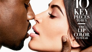 Kanye West on Kim Kardashian's Nude Selfies: 'To Not Show It Would Be Like Adele Not Singing'