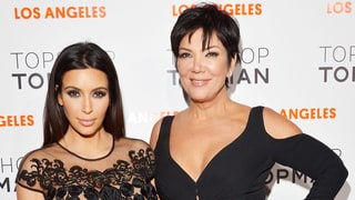 Kris Jenner Talks Kim Kardashian's Butt Champagne Glass Cover: Some of My Daughters' Photo Shoots Are 'Cringeworthy'