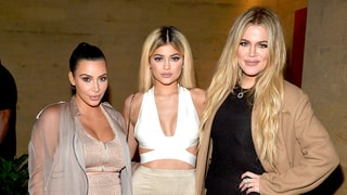 Kim Kardashian's Sisters Khloe Kardashian and Kylie Jenner Joke About Her Nude Selfies on 36th Birthday