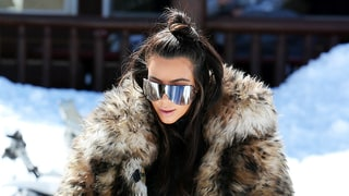 Kim Kardashian, Daughter North Hit the Slopes in Vail, Colorado — See the Adorable Photos