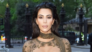Kim Kardashian Flaunts 26-Inch Waist, Bares Abs on Snapchat — See Her Latest Weight Loss Update