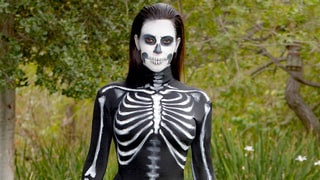 Kim Kardashian's Latest Kimojis Feature Some of Her Best Halloween Costumes Ever