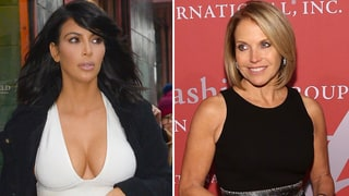 Katie Couric Questions Kardashian's Fame
