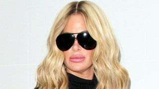 Kim Zolciak-Biermann and Daughter Brielle Show Off Their Plumper-Than-Ever Lips