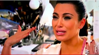 Kim K. Debuts Her Iconic Krying Face on 'Kourtney and Kim Take New York'
