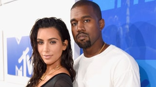Kim Kardashian Is Sleeping by Kanye West's Side in Hospital, Helping to Feed Him