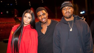 Kanye West, Kim and Kourtney Kardashian and Kids Go Backstage at the 'Nutcracker' Ballet: Photos