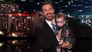 See Jimmy Kimmel Slam Congress for Failing to Fund Children's Healthcare