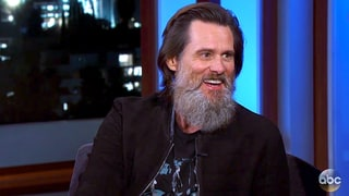 See Jim Carrey Talk Smoking Weed With Richard Pryor on 'Kimmel'