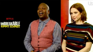 Unbreakable Kimmy Schmidt's Ellie Kemper and Tituss Burgess Reveal Their Favorite Kardashians — and Season 2 Hints!