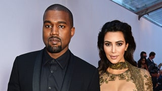 Kanye West Sits in Kim Kardashian's Closet 'for Hours' to Watch Her Try on Clothes