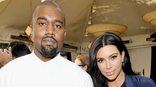 Kanye West Makes Everyone Dress Up Like Pregnant Kim Kardashian on Her Birthday: Watch