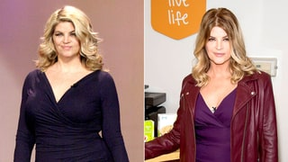 Kirstie Alley Reveals Crazy Weight Loss: See the Before-and-After Photos!