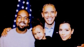 Kim Kardashian Says Goodbye to Barack Obama With Family Flashback Photos: 'You Will Be Missed'
