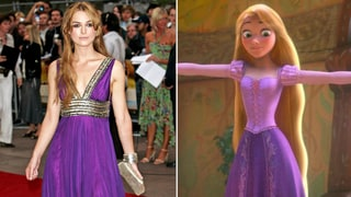 Keira Knightley as Rapunzel