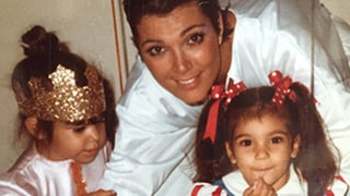 Kourtney Kardashian Takes the Guesswork Out of Your Baby's Halloween Costume