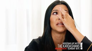 Kourtney Kardashian Hints at Her Mood: 'On the Verge of a Mental Breakdown'