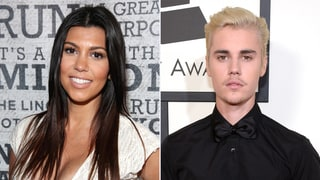 Kourtney Kardashian and Hailey Baldwin Attend Justin Bieber's Wild 22nd Birthday Party