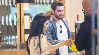 Kourtney Kardashian and Scott Disick Look Affectionate While Shopping — Are They Back Together? All the Details, Photos