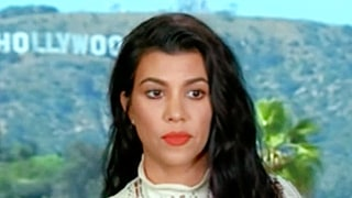 Kourtney Kardashian Says Kim's 'Not Doing Great' Post-Robbery in Super-Awkward Interview
