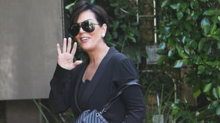 Kris Jenner Steps Out for First Time Following Car Crash