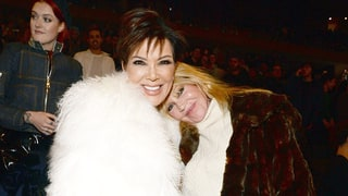 Kris Jenner and Melanie Griffith