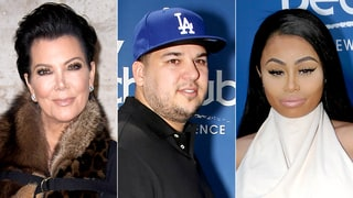Rob Kardashian Checks Out of Hospital After Diabetes Scare