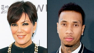 Kris Jenner Posts About 'Challenging Day' After News of Rob and Blac Chyna; Plus, How Tyga Seemingly Reacted