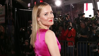 Kristen Bell: I Bribe My Daughters With Food