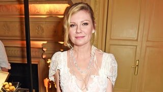 Kirsten Dunst Flawlessly Recycles a Red Carpet Dress From 2004