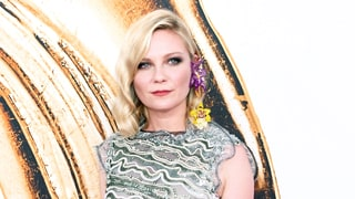 Kirsten Dunst Wore Actual Orchid Flowers as Earrings to the CFDA Fashion Awards 2016